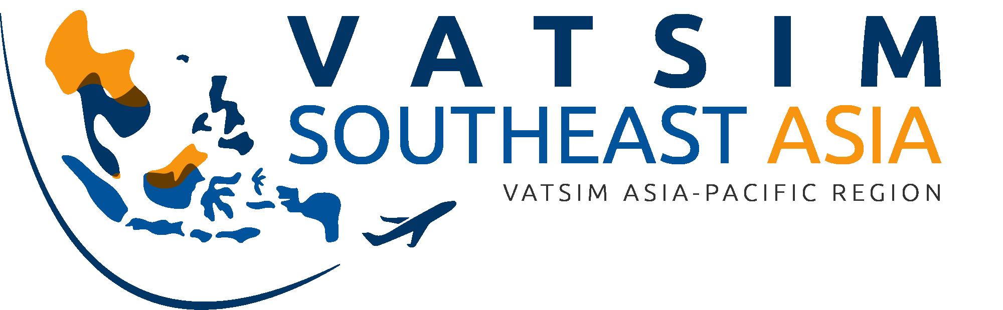 VATSIM Southeast Asia HQ Logo
